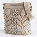 Spica Embossed Bag pattern