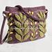 Embossed Meadow Bag pattern