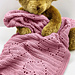 Amour Baby Blanket pattern