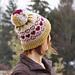 Pontresina Hat pattern