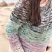 Feel Happy Sweater pattern