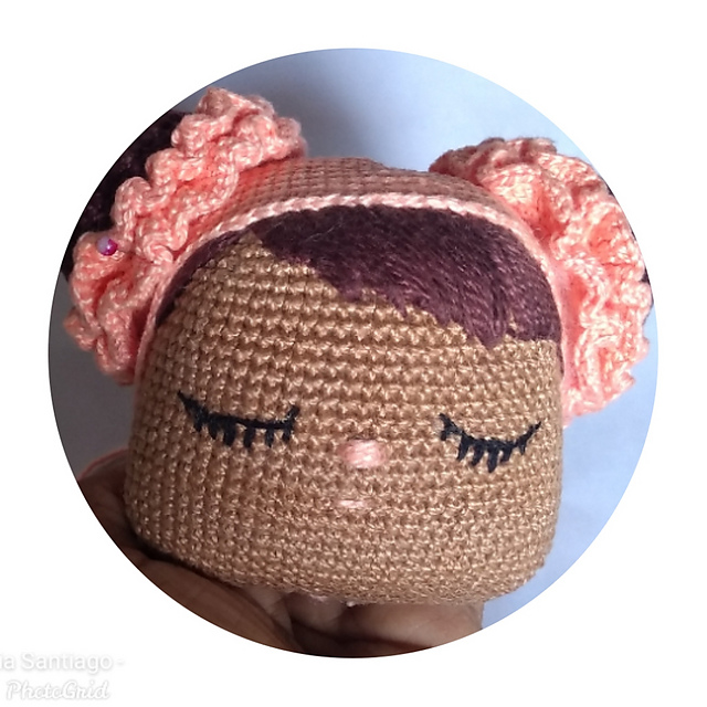 Pin de Fabiana Micheletti em boneca para gabriela | Amigurumi de ... | 640x640