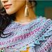 Filigree Lace Shawl pattern