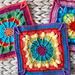 Maya Square pattern