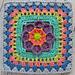 Coffs Bloom Square pattern