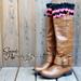 Victoria Boot Cuffs pattern