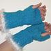 Snow Day Fingerless Gloves pattern