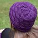 Capricious Hat pattern