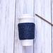 Elkhorn Cup Sleeve pattern