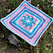 Wickson the Sled Dog Square pattern