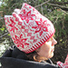 Rose des Vents, tuque pattern