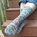 Mosalys socks pattern