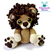 Sidney the Lion pattern