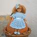 Mini AGD Sweet Spring Dress pattern