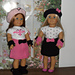 """Coco skirt for 18"""" dolls.. pattern"""