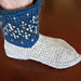 Greenland socks pattern
