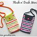 Stash 'n Dash Mini Tote 14-147 pattern