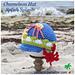 Chameleon Hat - Splish Splash 14-132 pattern
