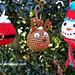 Christmas Tree Ornaments pattern