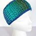 Star Stitch Earwarmer pattern