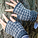 Dogwood Fingerless Gloves pattern