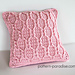 Pretty In Pink Pillow pattern