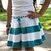 Boho Flouncy Skirt pattern