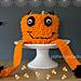Jack o' Pumpkin Bowl pattern