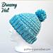 Dreamy Hat , Beanie pattern