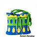 Pineapple Tote Bag pattern