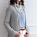 #12 Cable Cardigan pattern