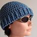 Men's Crochet Beanie pattern