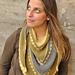 Allegra Shawl pattern