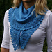 """Ho'okipa"" shawl pattern"
