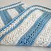 Fairfax Baby Blanket pattern