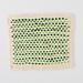 Woven Polka Dots Dishcloth pattern