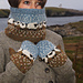 Baa-ble Mittens and Cowl pattern