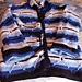 Navajo Indian Afghan Jacket pattern