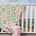 The Garden Party Blanket pattern