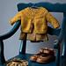 Anker's Jacket Doll Size pattern