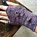 Briella Fingerless Mittens pattern