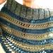 Beckett poncho pattern