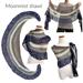 Moonmist pattern