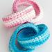 Linked Teething Rings pattern