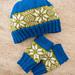 'Winter Star' Hat & Glove Set pattern