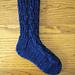 Niagara River Socks pattern