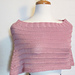 Simple Capelet pattern