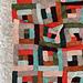 Little Cabin Blanket pattern