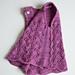 Lille furukjolen / Little Pine Dress pattern