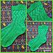 Curses Socks pattern